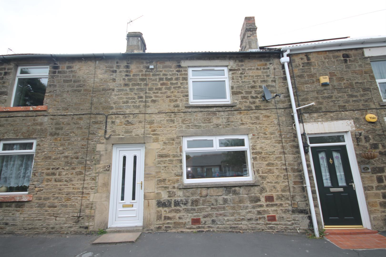 3 Bedrooms Terraced House for sale in Front Street, Cockfield, Bishop Auckland